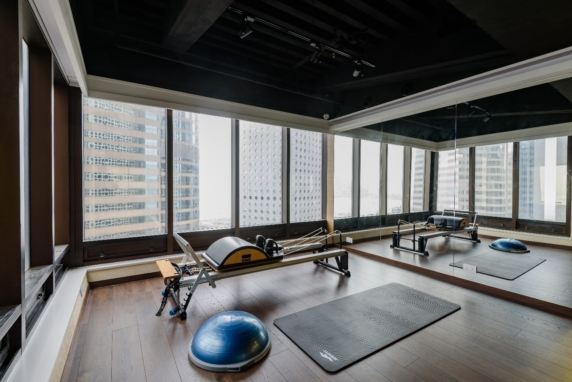 Mat Pilates and Reformer